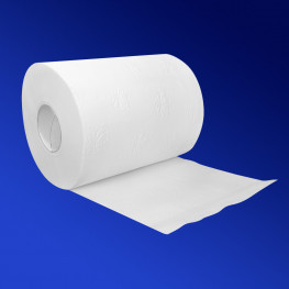 Полотенце бумажное центральная вытяжка 1сл 21х25см лист 100 метров намот