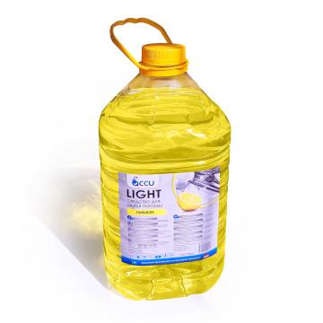 Средство для мытья посуды Light ПЭТ 5л Лимон