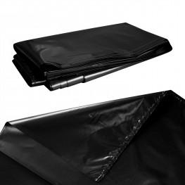 Мешок для мусора 120л 40мк 80х110см черные 20шт/уп