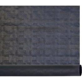 Скатерть 1,2х8м черная в рулоне