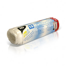 Мешок для мусора 35л 12мк 65х54+17см ручками 15шт/рл Ps