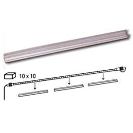 Профиль защитный для гирлянд Ropelight 25см 10шт/уп