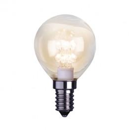 Лампочка E14 LED 2100K к 156-80 Декоративная светодиодная