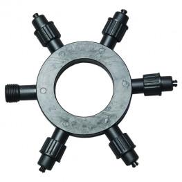 Соединитель кольцо на 6 соединений Extra EXPO