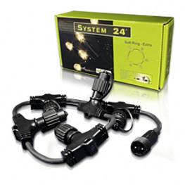 Соединитель мягкий на 5 веток Extra System 24
