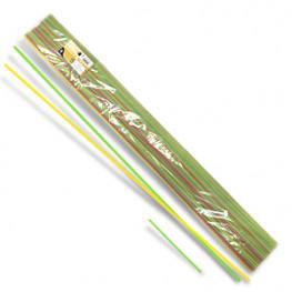 Трубочка d0,65x100см Макси разноцветная неоновая 100шт/уп Ps