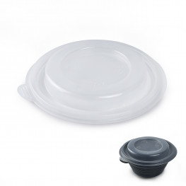 Крышка PP прозрачная к тарелке AP500MC 540шт/кор