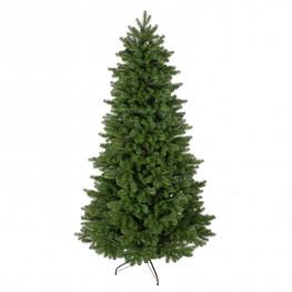 Елка 1,5м Fluffy (Флафи) зеленая d1,0м 885 веток PE100%