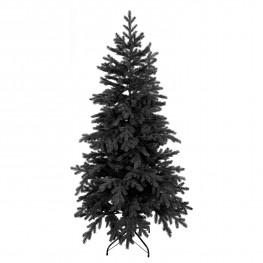 Елка 2,1м Majestic (Маджестик) черная d1,15м 2898 веток PE100%