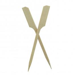 Шпажка 9см из бамбука Гольф 100шт/уп
