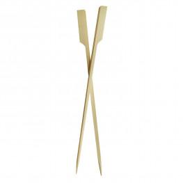 Шпажка 18см из бамбука Гольф 100шт/уп