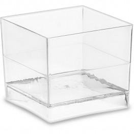 Мини-сервиз чашка Куб 60мл В коробке 240штук