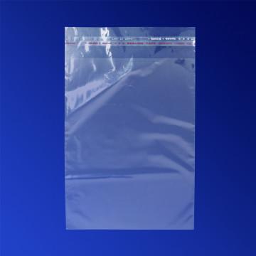 Пакет РР кастовый проз 12х17см cо скотч-клапаном