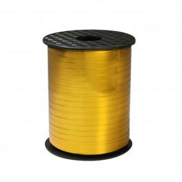 Лента д/тортов и подарков 500м х5мм золото