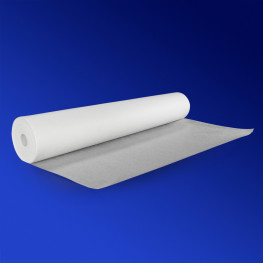 Бумага для выпечки пергамент 38см х 50м белая 1рл/уп