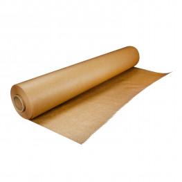 Бумага для выпечки пергамент 38см х 50м коричневая 1рл/уп