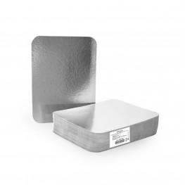 Крышка к контейнеру TL410001, 402678 картонно-алюминиевая