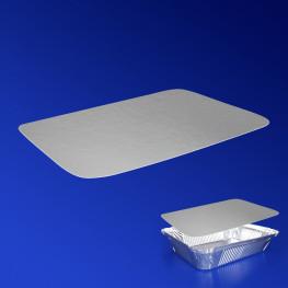 Крышка к контейнеру TL410004 картонно-алюминиевая