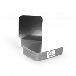 Крышка к контейнеру TL410008 картонно-алюминиевая