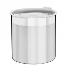 Контейнер кухонный d16см 3,4 литра Cucina с крышкой стальной