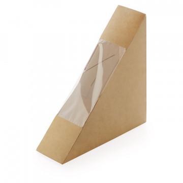 Сэндвичбокс с окном В коробке 600 штук