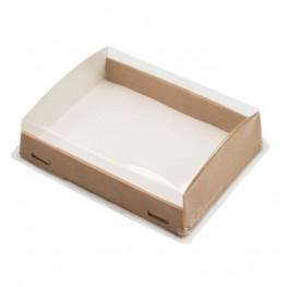 Упаковка крафт ламинированная В коробке 200 штук