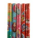 Оформление подарков, бантики, подарочные пакеты, оберточная бумага