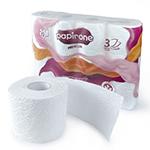 Туалетная бумага, полотенца бумажные
