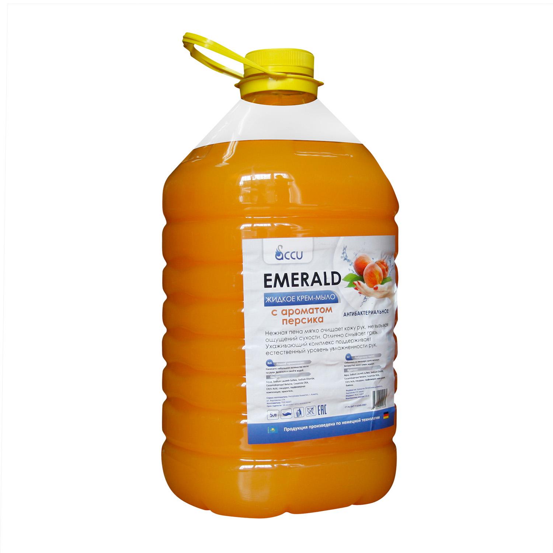 Жидкое мыло ПЭТ 5L Персик