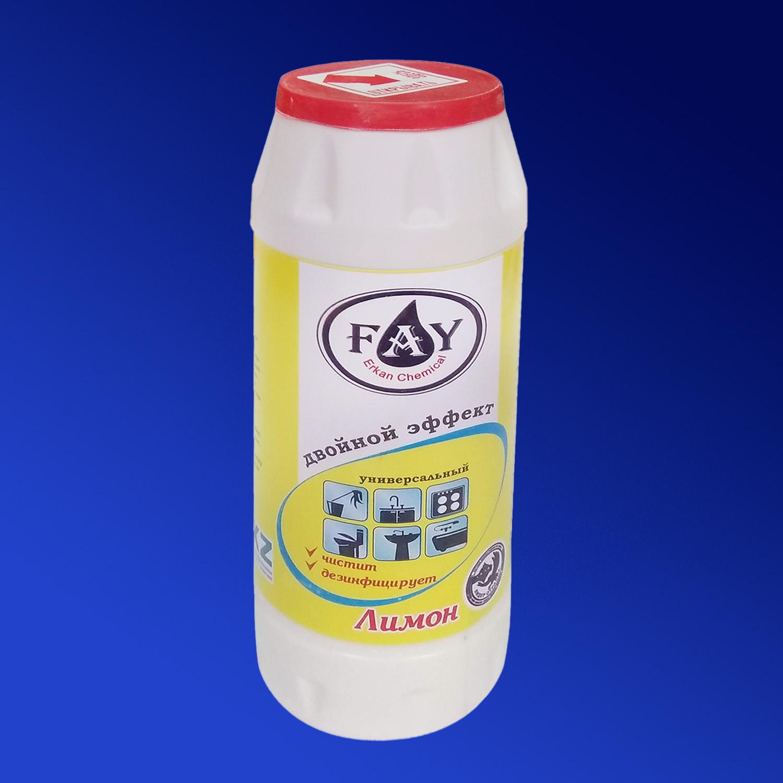 Порошок чистящий лимон Fay 500г