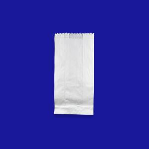 Пакет бумажный  21х10,0х5см белый для выпечки 0,5кг  1000шт/уп