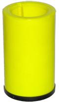 Точилка для свечей d5х8см пластиковая цветная Ps