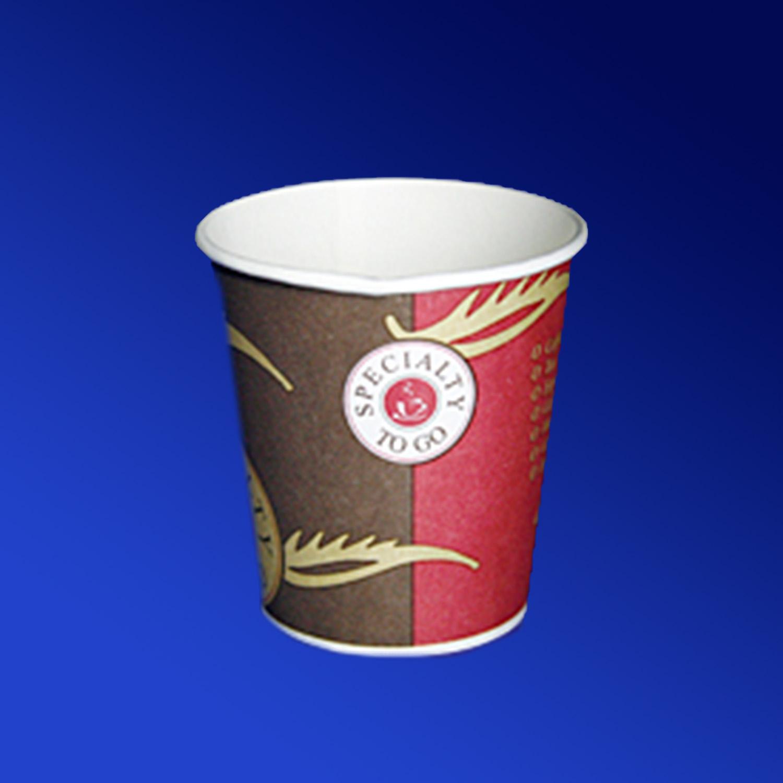 Стакан бумажный 180мл для горячих напитков  80 шт/уп speciality to go