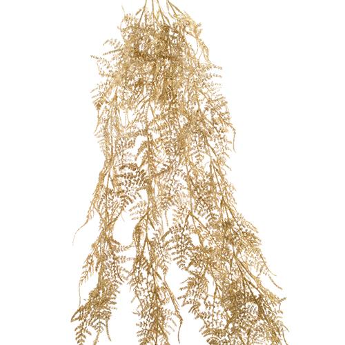 Декор Аспарагус золотой