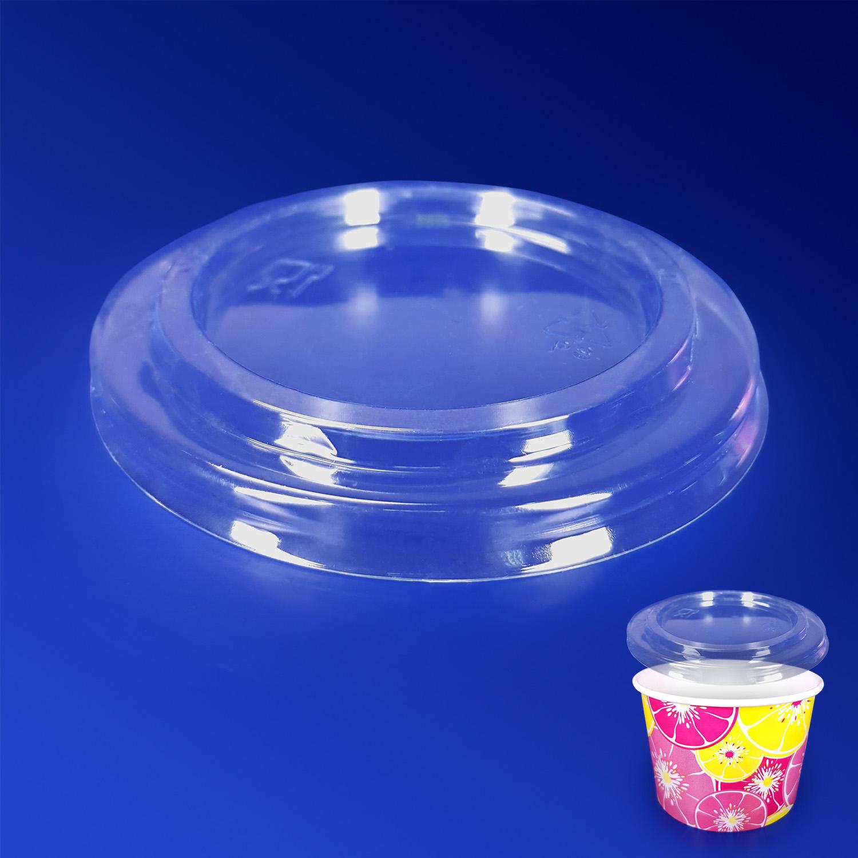 Крышка к креманке d9,3см прозрачная