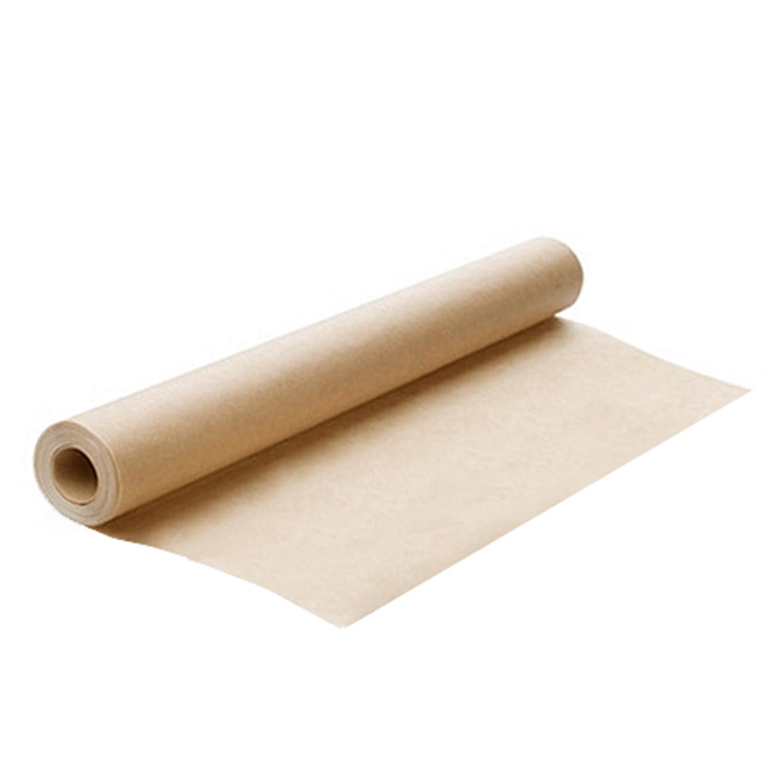 Бумага для выпечки пергамент 38см х  25м коричневая  1рл/уп Silidor