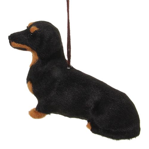Декор Собака Такса 13см