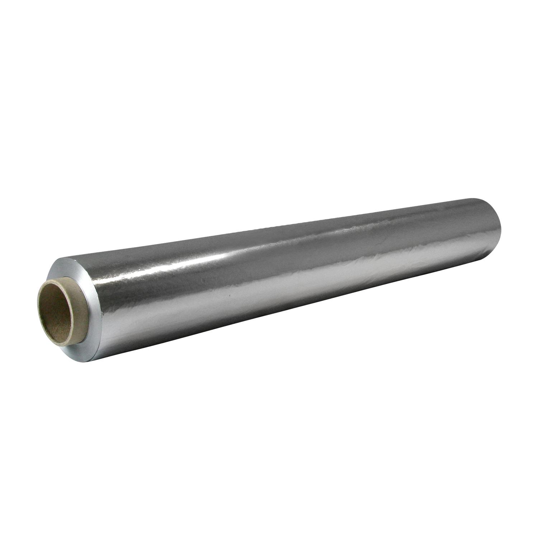 Алюминиевая фольга 100мх45см 12мк
