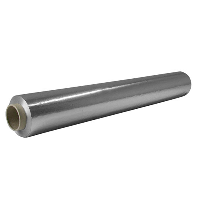 Алюминиевая фольга 100мх45см 14мк