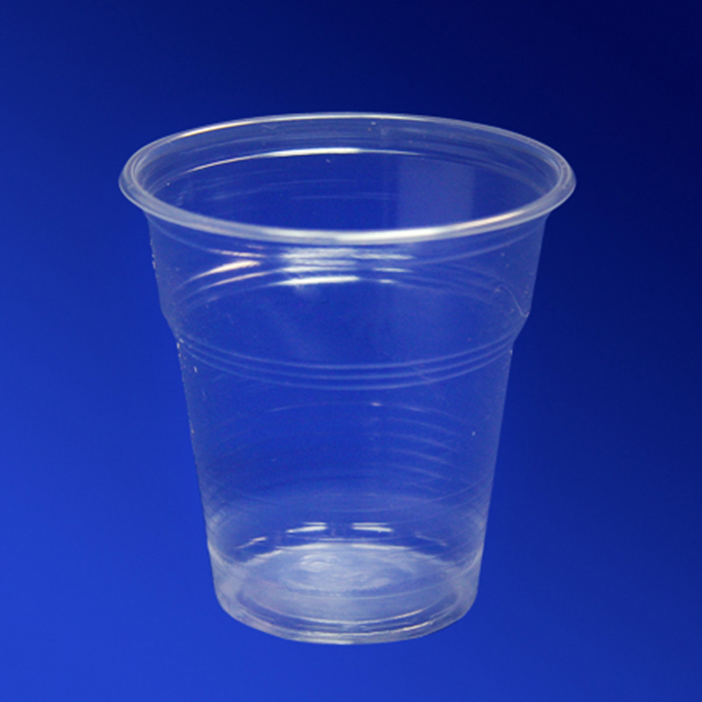 Стакан пластиковый PP 100мл прозрачный  100 шт в упаковке